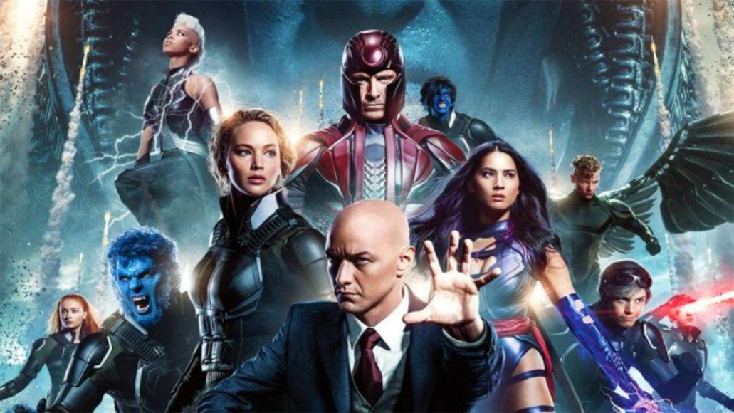 svelato il poster imax di x men apocalypse 01 Logan and Comic Book Movies Return to the Source