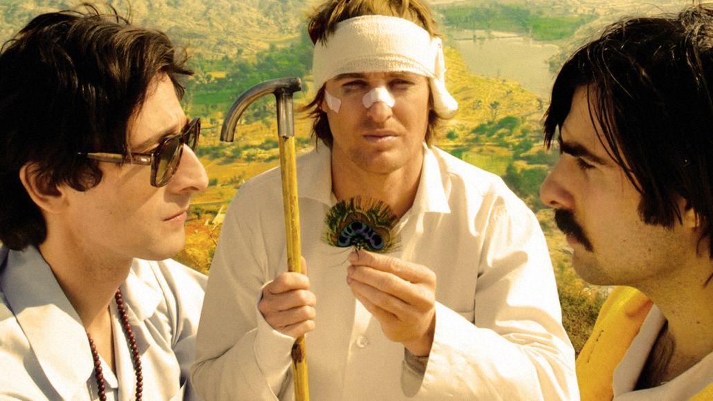 the darjeeling limited Top 25 Films of 2007