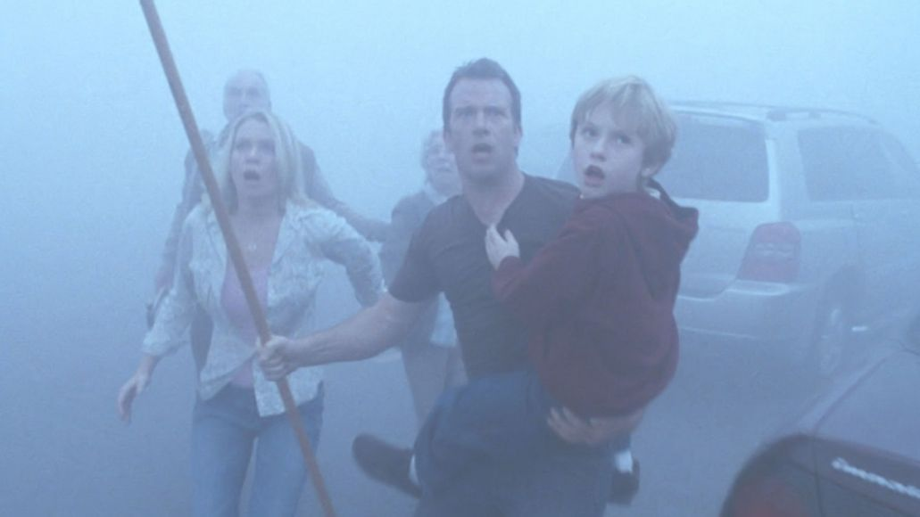 the mist Top 25 Films of 2007