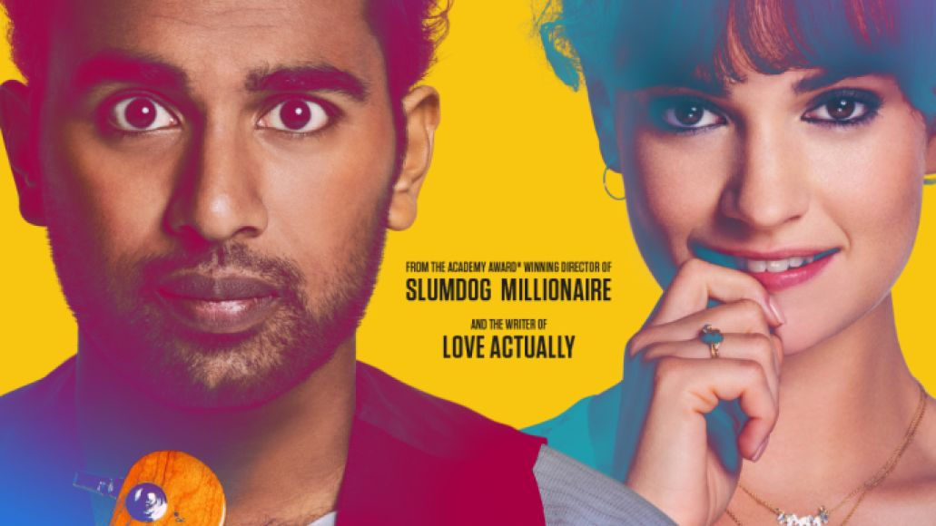 yesterday poster danny boyle movie himesh patel lily james