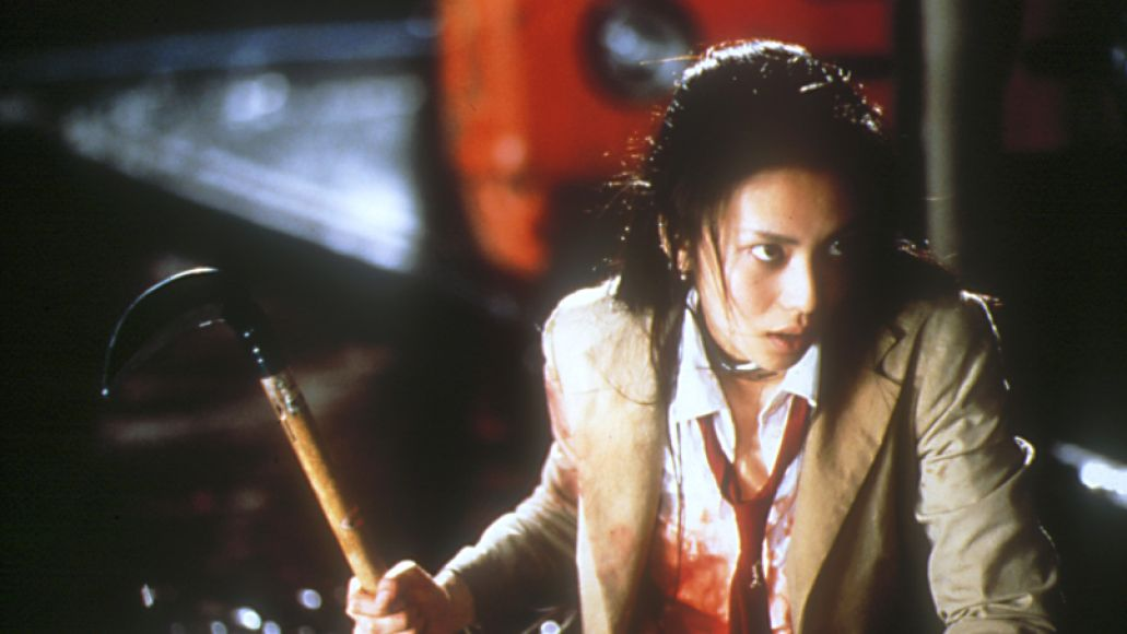 battle royale Why Not Kill? A Guide to the Greatest Female Action Villains