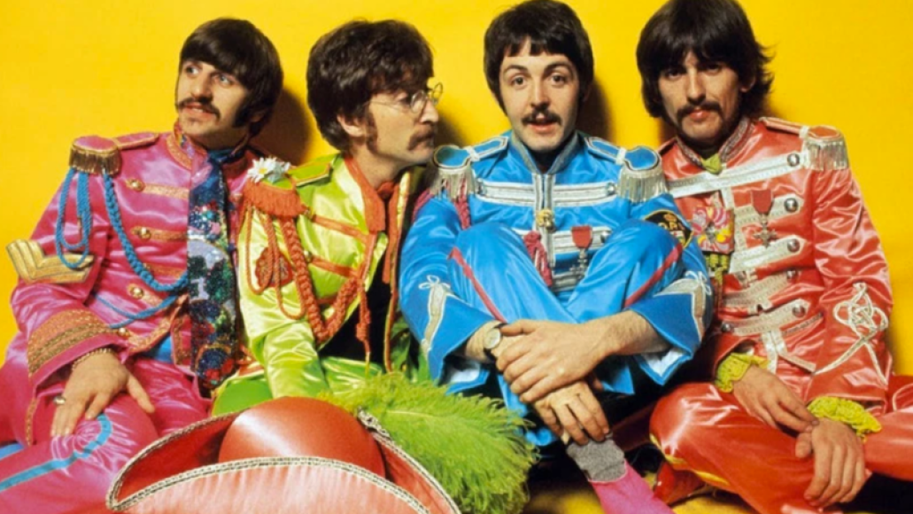 beatles sgt pepper reissue anniversary 10 Albums That Might Not Exist Without Sgt. Peppers