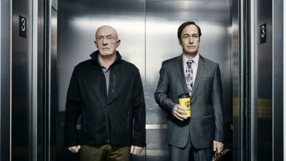Better Call Saul, Breaking Bad, Bob Odenkirk, Jonathan Banks