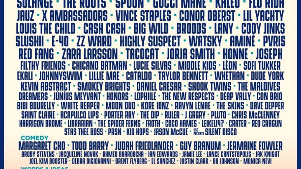 bumbershoot 2017 Seattles Bumbershoot reveals 2017 lineup: Lorde, Flume, ODESZA, HAIM, Solange, and more