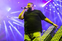 DJ Khaled // Photo by Philip Cosores