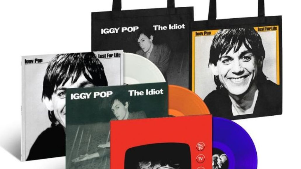 iggy pop idiot lust for life tv eye bundle Iggy Pop announces vinyl reissues for The Idiot, Lust for Life, TV Eye Live