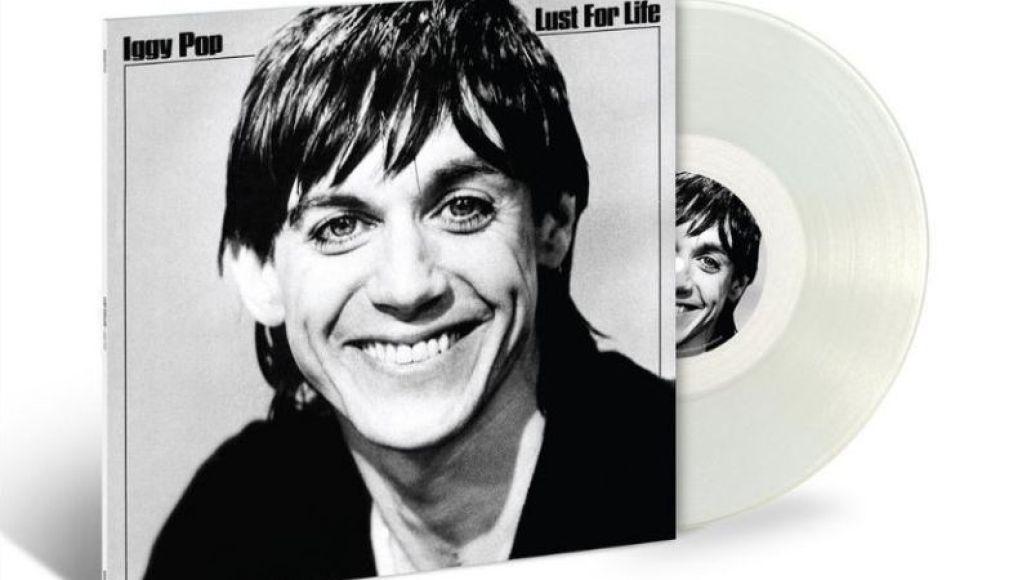 iggy pop lust for life reissue Iggy Pop announces vinyl reissues for The Idiot, Lust for Life, TV Eye Live