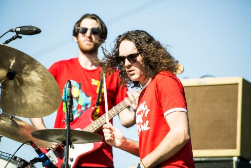 King Gizzard and the Lizard Wizard // Photo by Philip Cosores