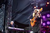 Thundercat and Michael McDonald // Photo by Philip Cosores