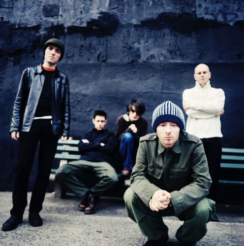 Radiohead, photo by Danny Clinch