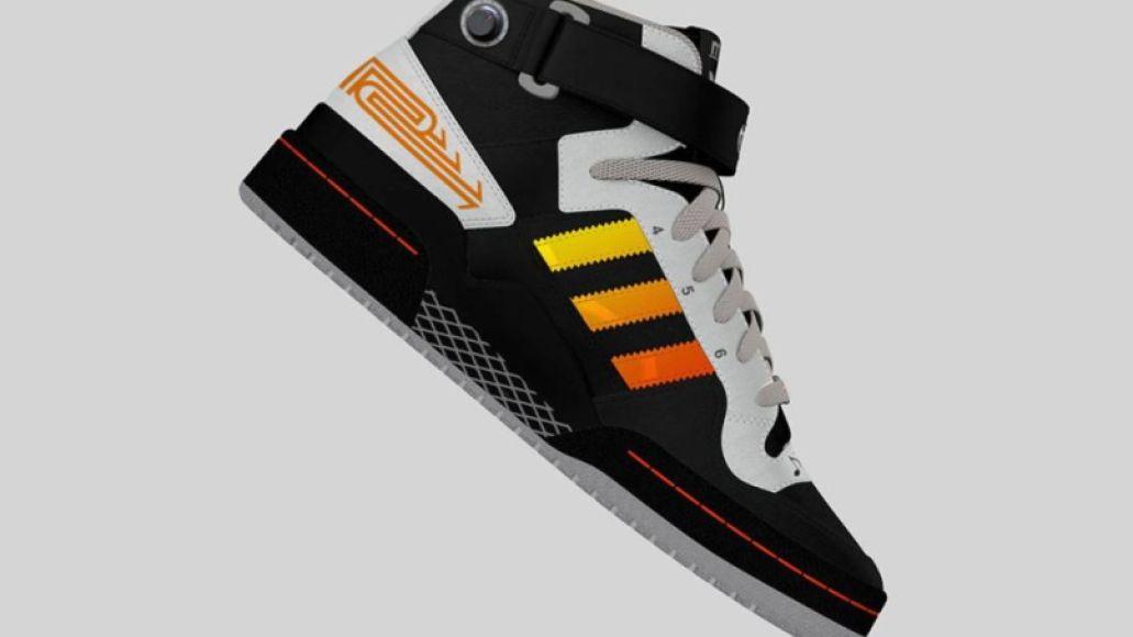 adidas tr 808 prototype 4 This adidas shoe design has a  Roland TR 808 drum machine built right in