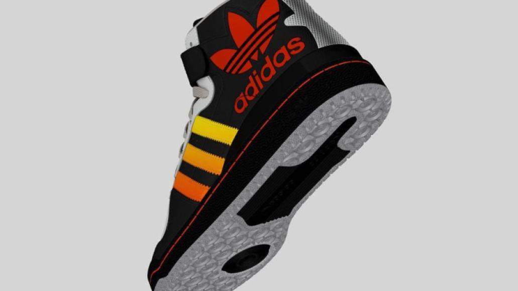 adidas tr 808 prototype 6 This adidas shoe design has a  Roland TR 808 drum machine built right in