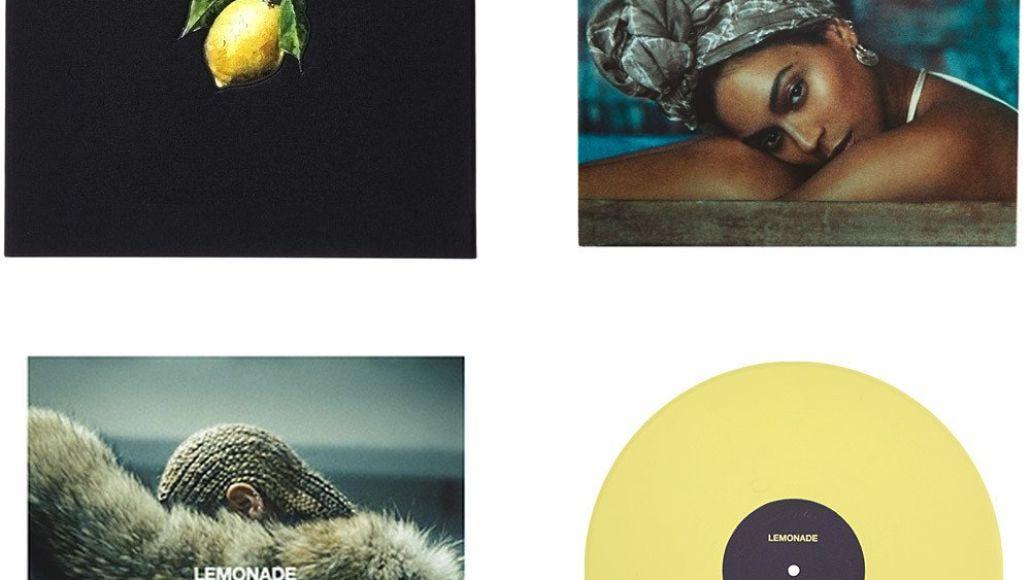 beyonce lemonade Beyoncé announces How to Make Lemonade box set, first vinyl pressing of Lemonade