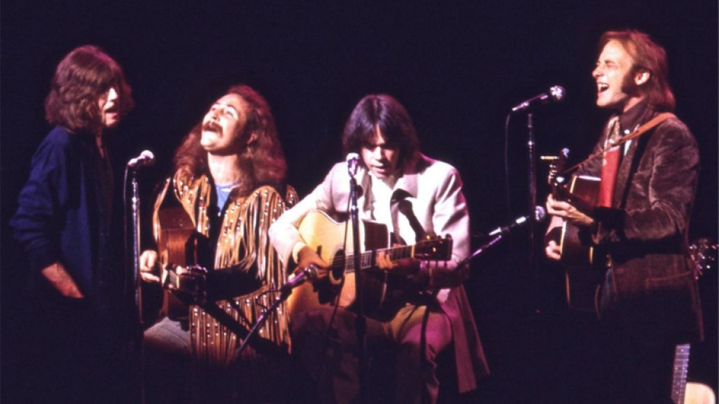 crosby stills nash young version 3 The 10 Greatest Supergroups of All Time