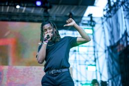 Denzel Curry // Photo by Cat Miller