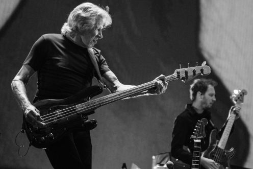 Roger Waters, photo by Katie Izor