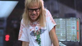 Garth in Wayne's World