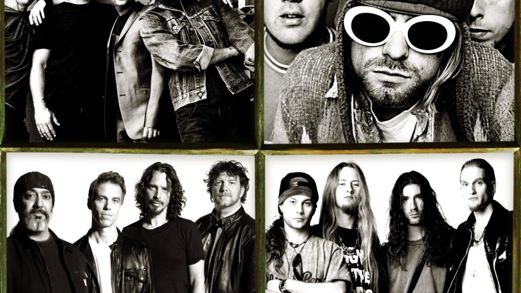 Grunge vs.