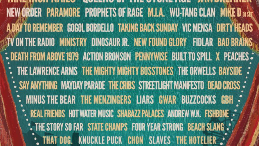 riot fest Top 10 Music Festivals: Spring 2017 Power Rankings