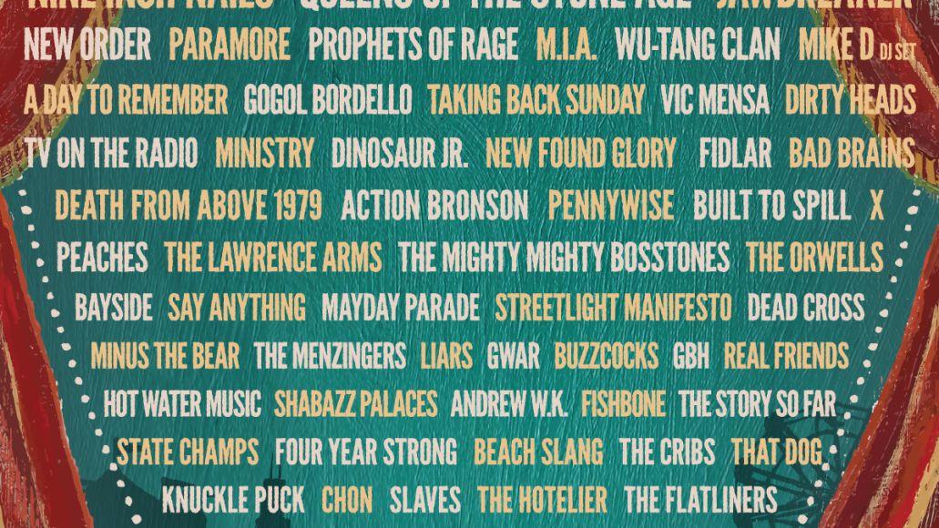 riotfest 2017 Win VIP Passes to Riot Fest 2017