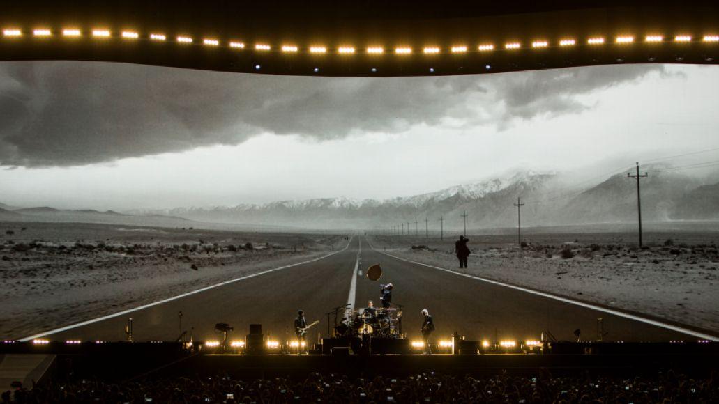 u2 12 Live Review: U2 Bring The Joshua Tree to Los Angeles (5/21)