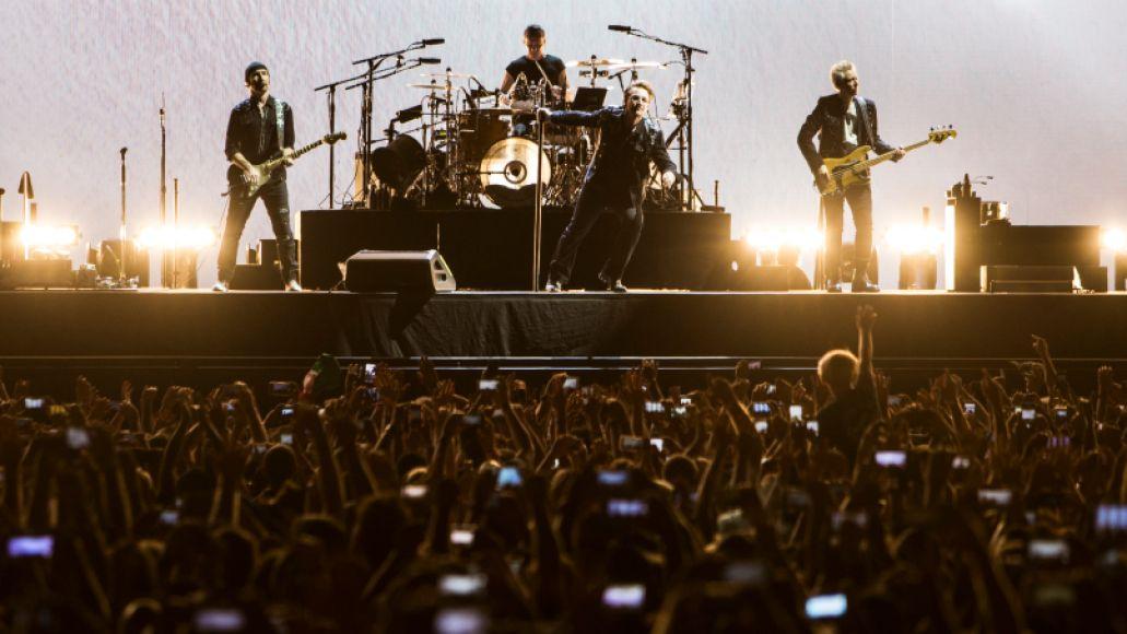 u2 4 Live Review: U2 Bring The Joshua Tree to Los Angeles (5/21)