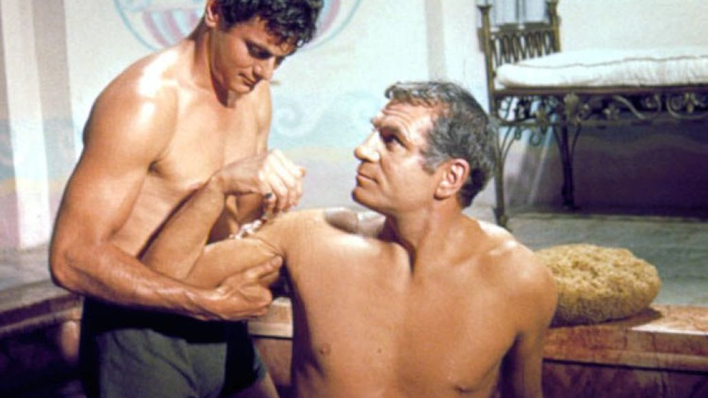 1960 spartacus tony curtis olivier Ranking Stanley Kubrick: Every Film from Worst to Best