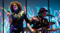 arcade fire 15 Tom Waits and Kathleen Brennan Pen Moving Tribute to Hal Willner
