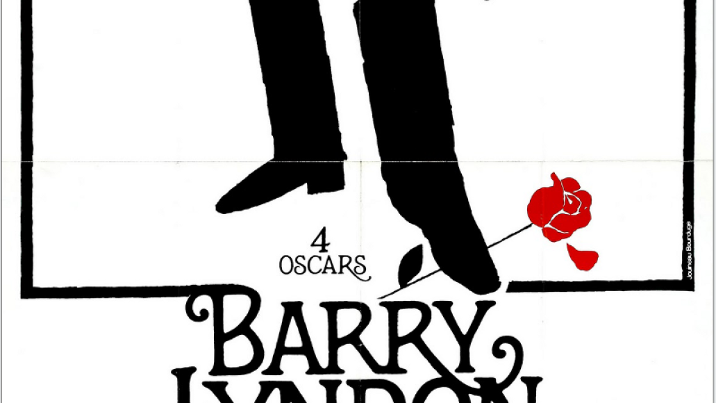 barry lyndon poster Ranking Stanley Kubrick: Every Film from Worst to Best