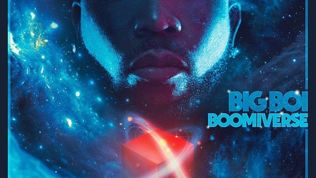big boi boomiverse cover Big Boi drops new solo album Boomiverse: Stream/download