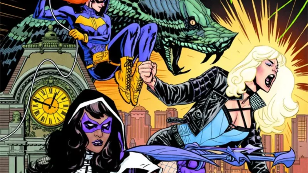 birds of prey 10 Other Female Comic Book Characters That Need Movie Adaptations