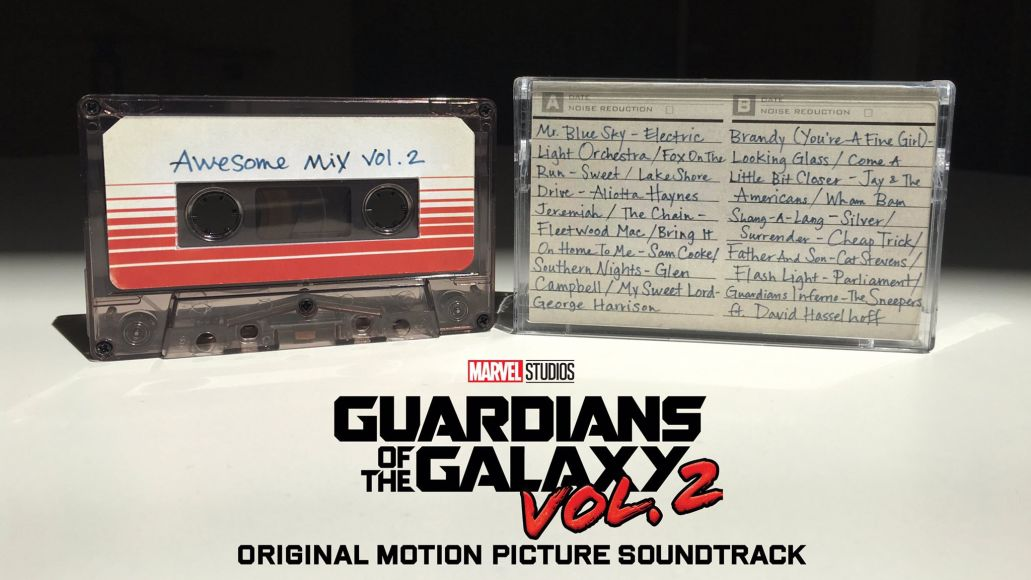 c fffi u0aaq1qz Guardians of the Galaxy Vol. 2 soundtrack coming to vinyl and cassette