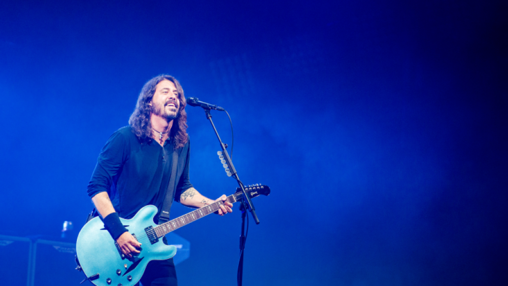 Foo Fighters // Photo by Nathan Dainty