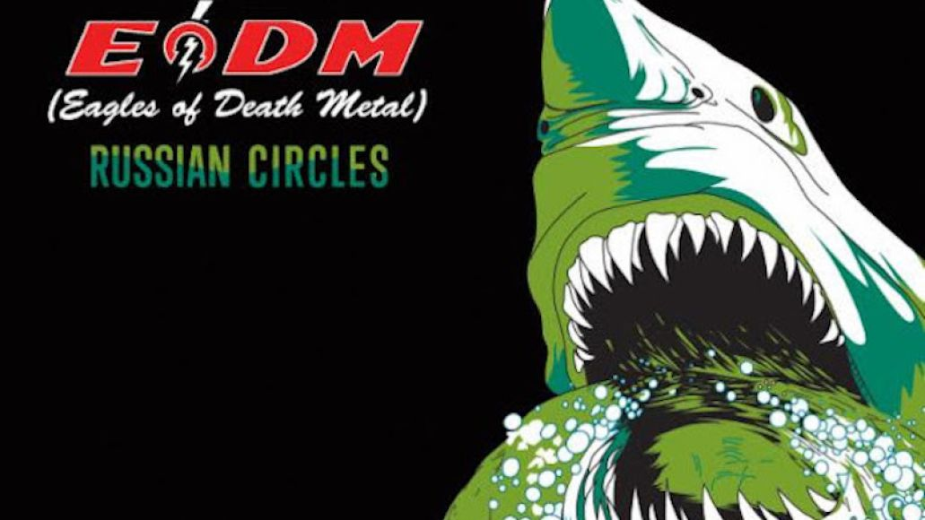 mastodon eodm 2017 tour Mastodon announce new 2017 tour dates with support from Eagles of Death Metal and Russian Circles