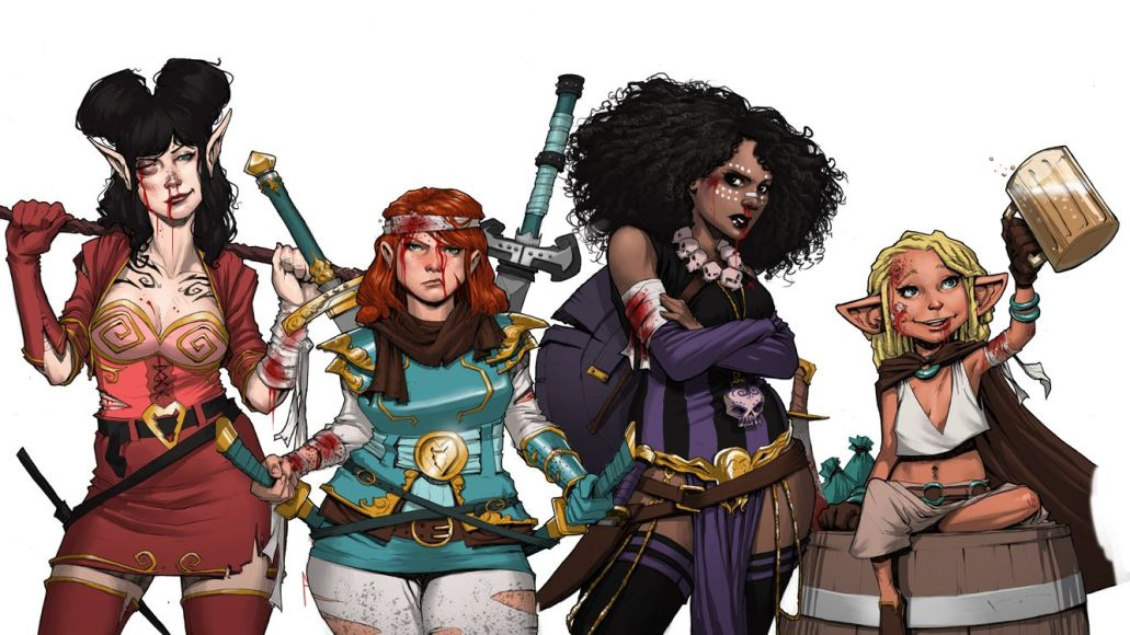 rat queens image comics 56ce369b3df78cfb37a670ed 10 Other Female Comic Book Characters That Need Movie Adaptations