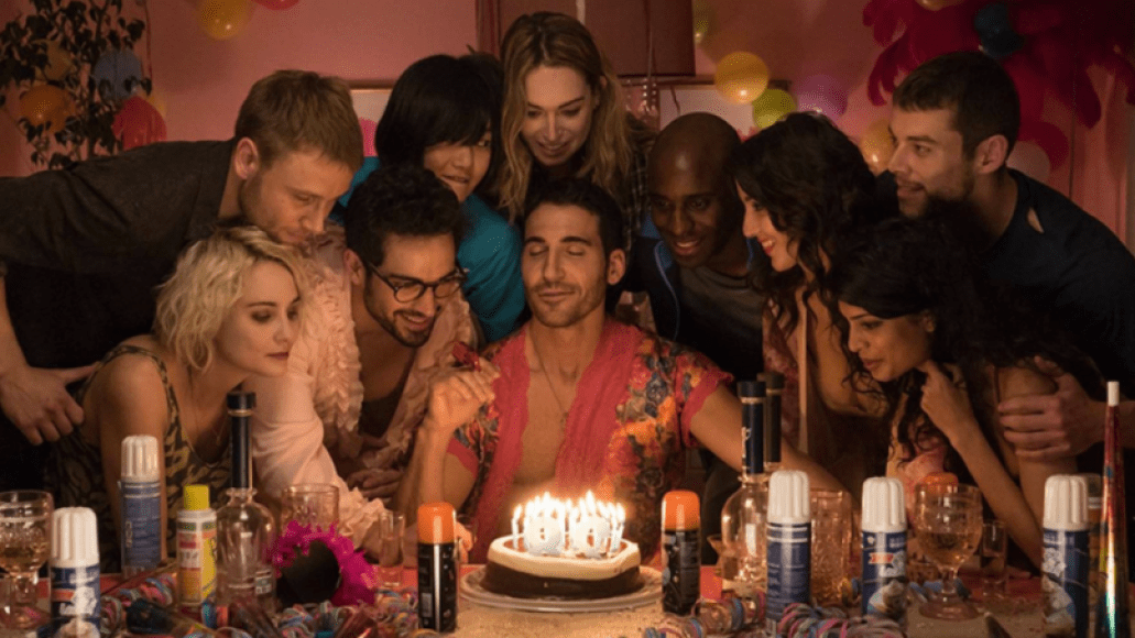 sense8 Top 100 TV Shows of the 2010s