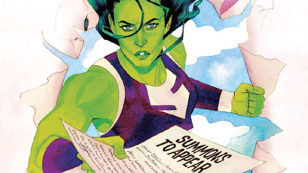 she hulk 7 10 Other Female Comic Book Characters That Need Movie Adaptations