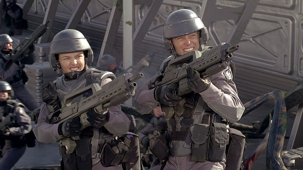 starship troopers Top 25 Films of 1997