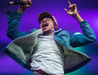 Superjam with Chance the Rapper // photo by David Brendan Hall