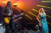 Superjam with Lukas Nelson and Margo Price // photo by David Brendan Hall