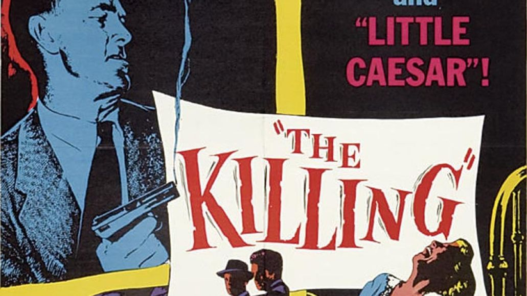 the killing poster sterling hayden Ranking Stanley Kubrick: Every Film from Worst to Best