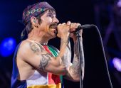 The Red Hot Chili Peppers // photo by David Brendan Hall