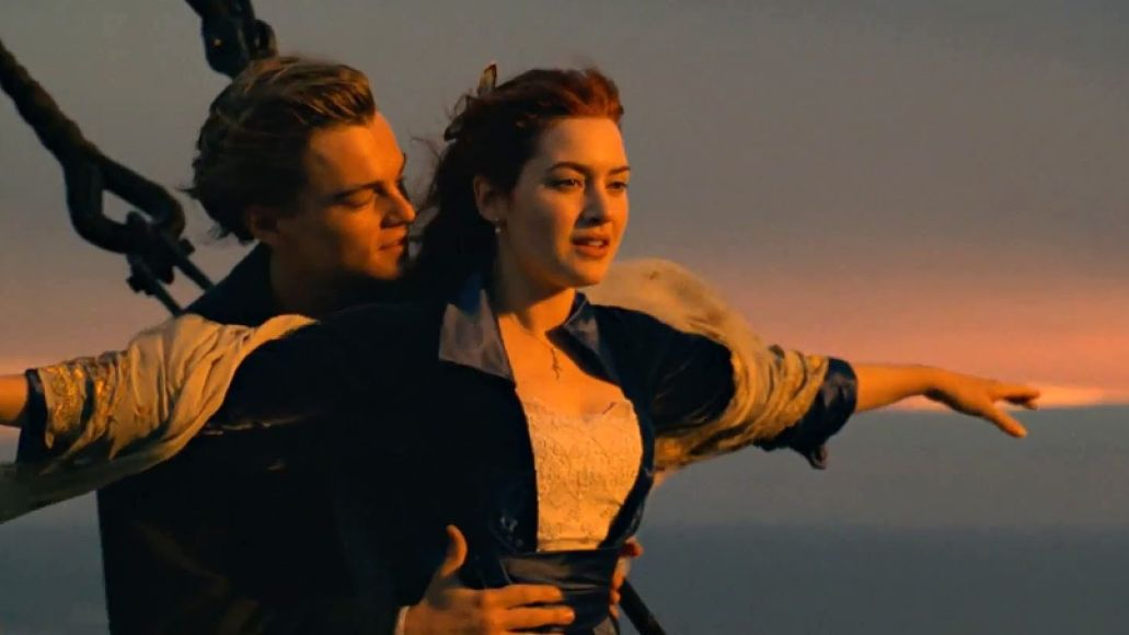 titanic jack and rose1 Top 25 Films of 1997
