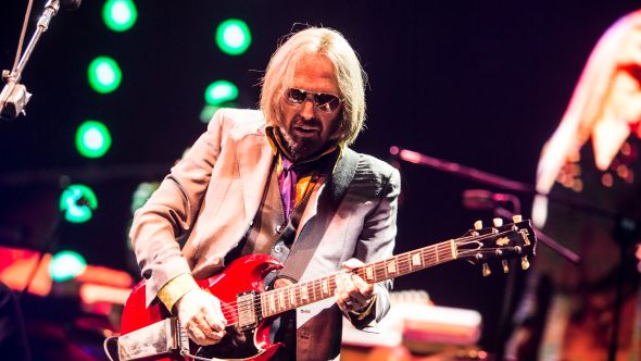 Tom Petty and the Heartbreakers, photo by Philip Cosores