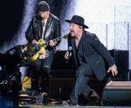 U2 // photo by David Brendan Hall