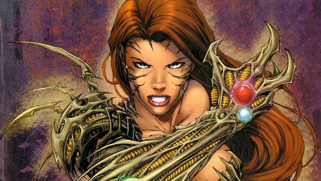 witchblade 10 Other Female Comic Book Characters That Need Movie Adaptations