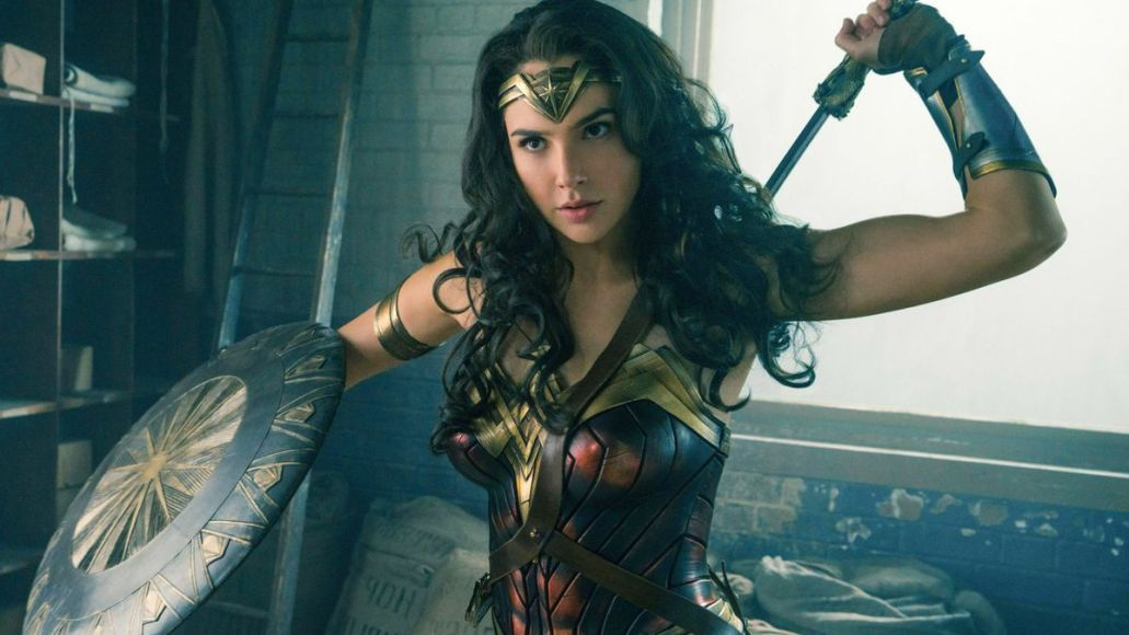 wonder woman Top 10 Films of 2017 (So Far)