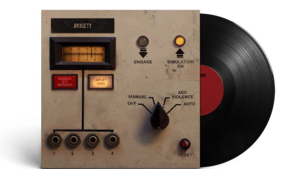 add violence artwork Nine Inch Nails announce Add Violence EP, share Less Than: Stream