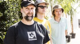 Built to Spill, Photo by Philip Cosores