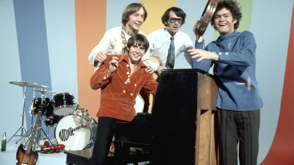 gty the monkees as 160912 10 Artists Best Known for Cover Songs